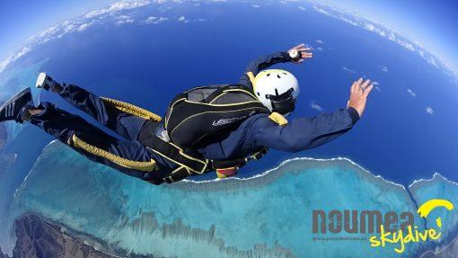 Stage Parachutisme Nouvelle Calédonie